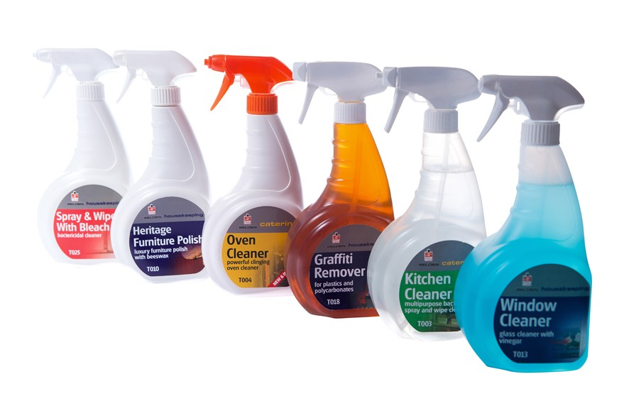 cleaners-various