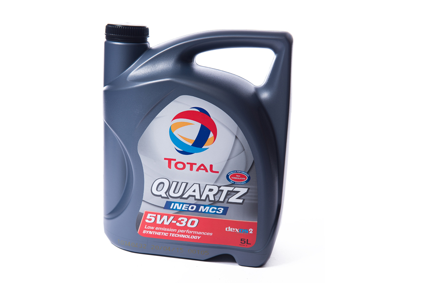 Total Quartz INEO ECS 5W-30 Engine Oil