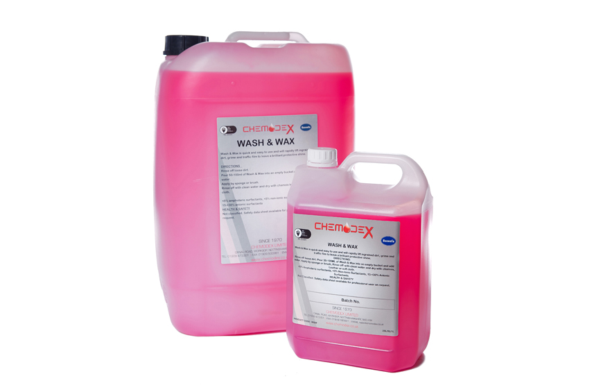 Car Wash Chemical Suppliers
