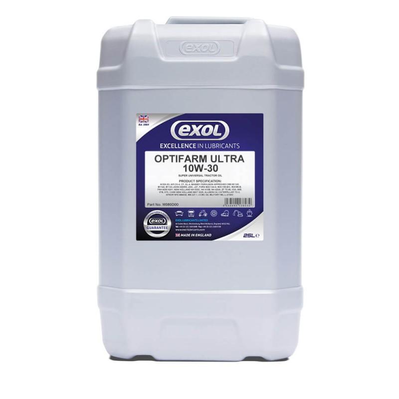 Optifarm Ultra 10W-30 | Chemodex | Lubricants & Chemical Suppliers