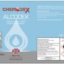 Alcodex – Pure Alcohol Spray